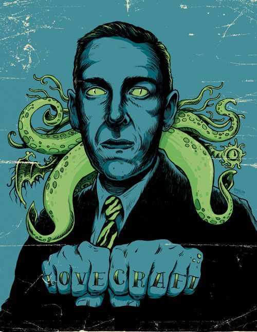 How well do you know the works of Howard Lovecraft?