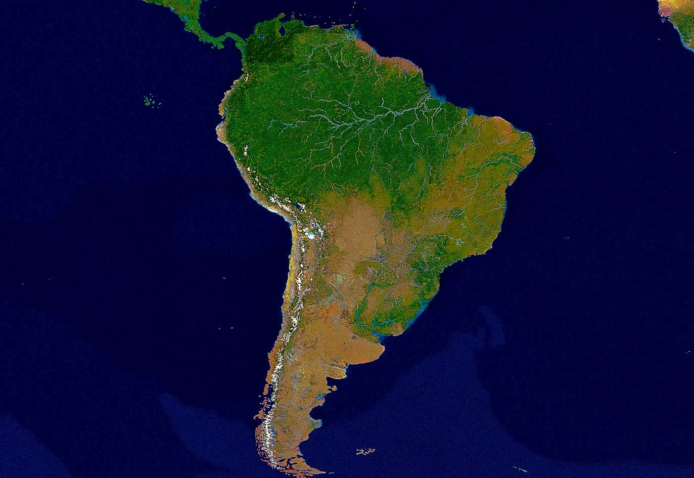 South America: Record-hitting continent