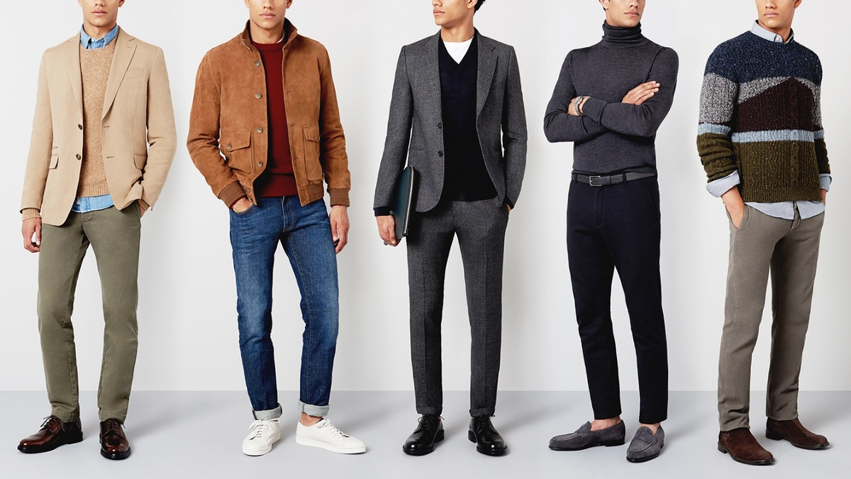 Define Your Fashion Style (for men)